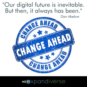 If our future is digital, what will be the biggest advance?