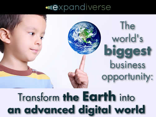 Transform the Earth into a Successful Planet