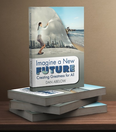 Download Imagine A New Future for free on May 1st and 2nd