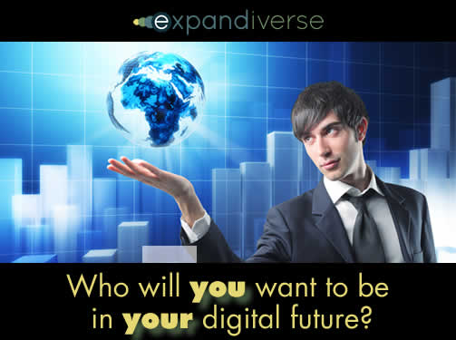 Tomorrow's Digital Life:  How Far Can You Expand?
